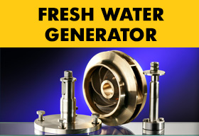 fresh water generator - comtech - soteco group